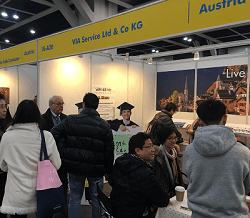 Hong Kong Education & Careers Expo 2018